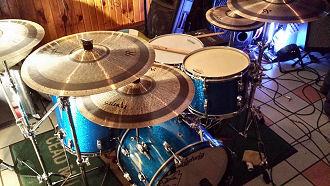 Saluda Symbolic Cymbals