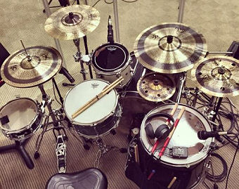 Saluda Cymbals Set