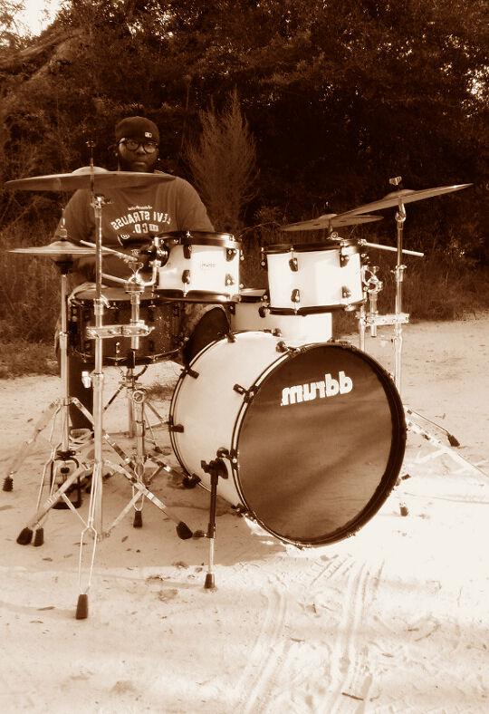 Brian Bush Saluda Cymbals Endorser