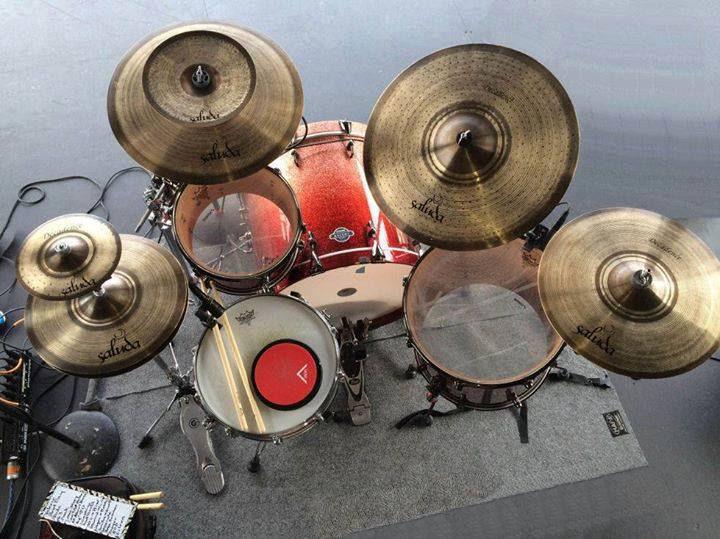 Saluda Decadence Series Cymbals