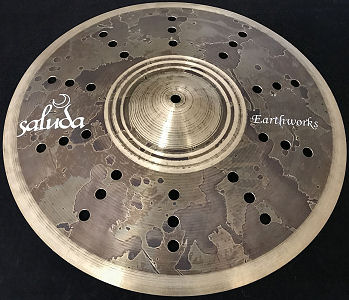 Current Saluda Cymbal Series