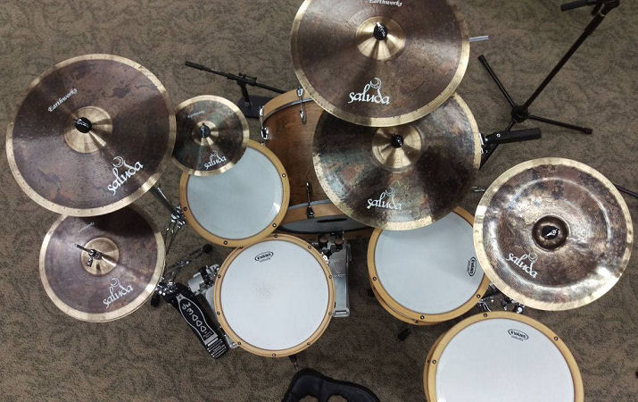 Where to Buy Saluda Cymbals
