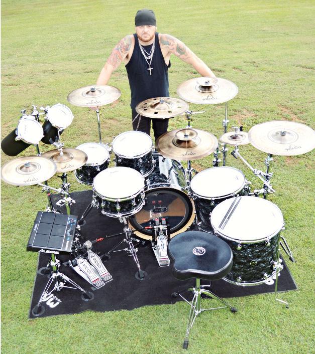 Saluda Cymbals and Jason Thurman