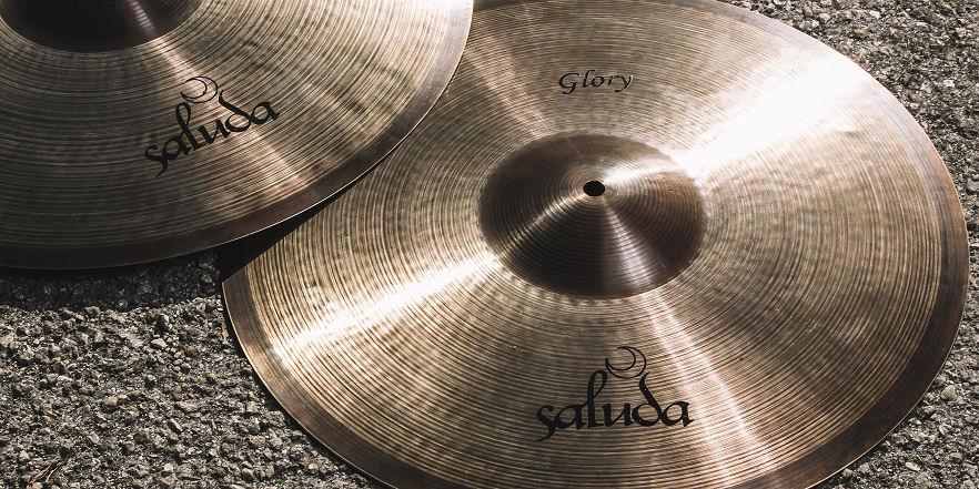 Saluda Glory Cymbals