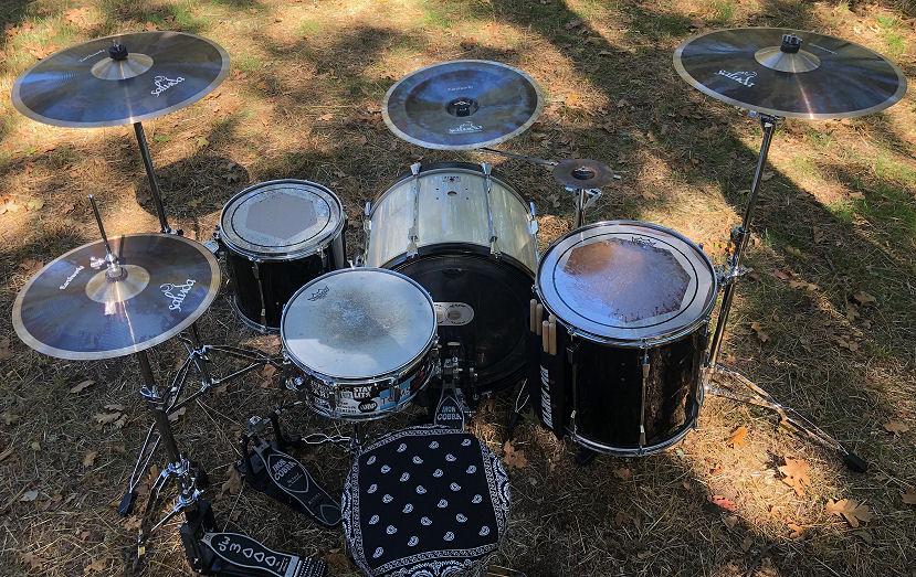 Saluda Cymbals Earthworks