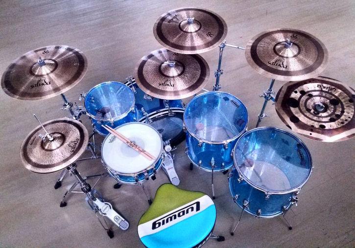Saluda Cymbal Products