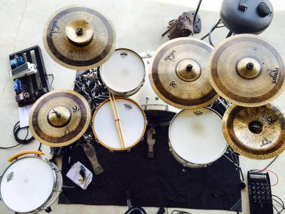 Saluda Cymbals