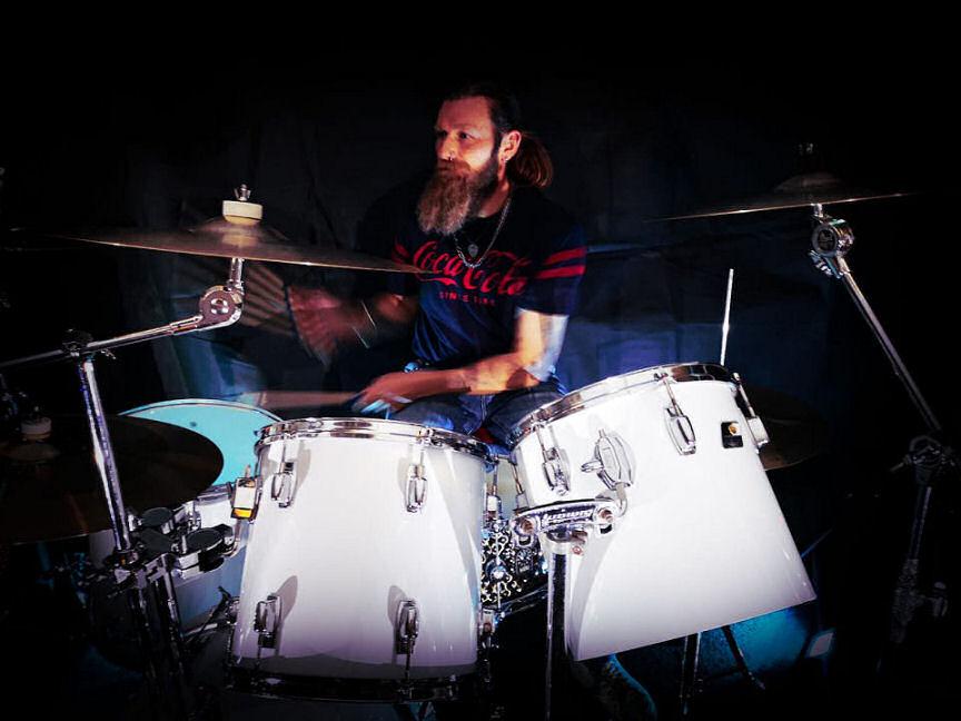 Woody of Saluda Cymbals